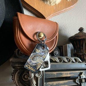 Coach Custom Bottle opener keychain